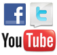 Cite Lab on Facebook, Twitter and YouTube
